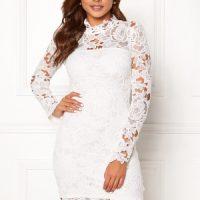 Chiara Forthi Jaqueline dress White 34
