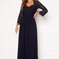 Chiara Forthi Nathalia Maxi Dress Dark blue L