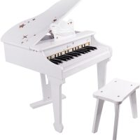 Classic World Piano, Hvit