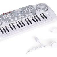 Cloudberry Castle Disco Keyboard, Hvit
