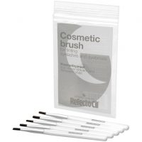 Cosmetic Brush For Tinting Eyelashes & Eyebrows, RefectoCil Øyenbrynsfarge & Trimmers