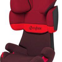 Cybex Solution X2-Fix, RumbaRed