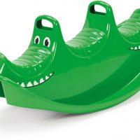 Dantoy Gyngedyr Krokodille, Grønn