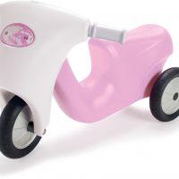 Dantoy Moped Gummihjul, Rosa