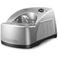 Delonghi Ick 6000 Ismaskine Iskremmaskin - Sølv