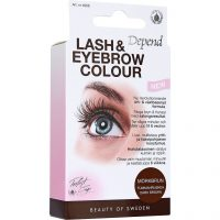 Depend Lash & Eyebrow Color, Depend Øyenbrynsfarge & Trimmers