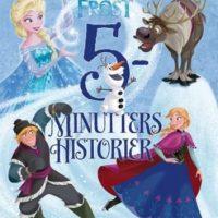 Disney Frost 5 Minutters Historier Bok