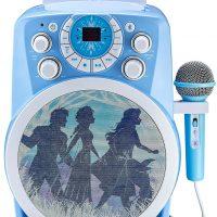 Disney Frozen 2 Karaokemaksin