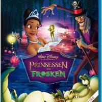 Disney Prinsessen Og Frosken Blu-Ray