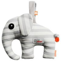 Done by Deer Elphee Musical Toy Grey One Size