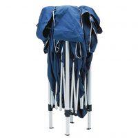 Draper Tools Concertina paviljong 3x3 m blå