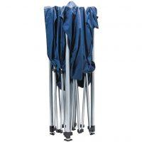 Draper Tools Sammenleggbar paviljong 3x3 m blå