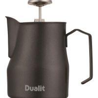 Dualit Milk Jug & Thermometer Melkeskummer - Svart