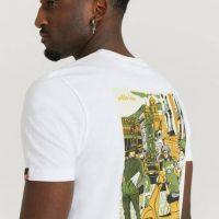Ellesse T-Shirt El Muzze Tee Hvit