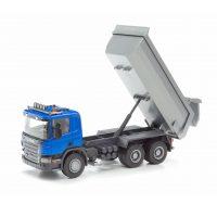 Emek Lastebil Scania, Blå