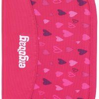 Ergobag Hard Pennal HorseshoeBear, Pink Hearts