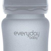 Everyday Baby Tåteflaske 150 ml, Quiet Grey