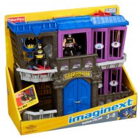 Fisher-Price Imaginext DC Super Friends Gotham City Fengsel