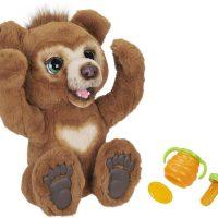 Fur Real Cubby The Curious Bear