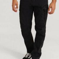 G-Star Bukse Roxic Straight Tapered Cargo Pant Svart
