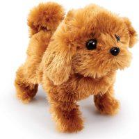 Happy Pets Interaktiv Hund Labrador, Brun
