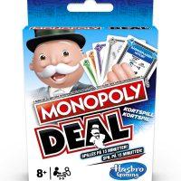 Hasbro Spill Monopol Deal Kortspill NO