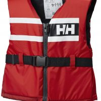 Helly Hansen Redningsvest Sport Comfort, Rød 50-60 kg