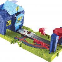 Hot Wheels City Bat Manor Attack Lekesett