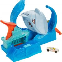 Hot Wheels Lekesett Robo Shark Frenzy
