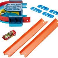 Hot Wheels Track Builder Unlimited Curve Kicker Pack