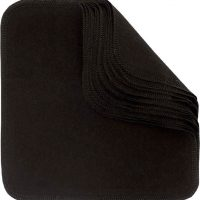 ImseVimse Vaskekluter ØKO 10-Pack Black