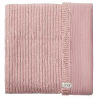 Joolz Ribbed Pledd, Pink
