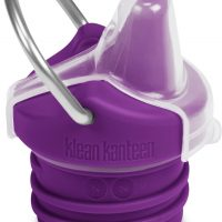 Klean Kanteen Kid Sippy Cap Classic, Dark Purple