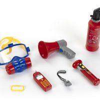 Klein Toys Brannmannsett 7-deler