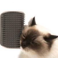 Klø- og børstehjørne - selvklebende