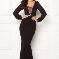 Make Way Emeline gown Black 36