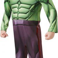 Marvel Avengers Kostyme Hulken 9-10 år