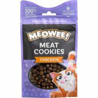 Meowee kattegodbit - crunchy kylling