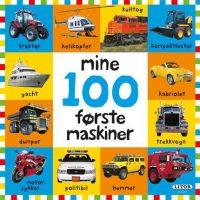 Mine 100 Første Maskiner Pekebok