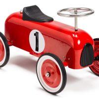 Mini Speeders Classic Gåbil, Rød