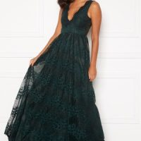 Moments New York Ella Lace Gown Dark green 40