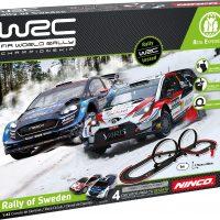 Ninco WRC Rally Sweden Bilbane