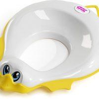 OKBaby Toalettsete And Hvit/Oransje