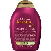 Ogx Anti-Breakage Keratin Oil Conditioner, 385 ml OGX Balsam