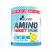 Olimp Amino Target Xplode 275g - Aminosyrer