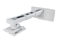 Optoma OWM3000ST - Brakett - for projektor - veggmonterbar - for Optoma EH319, EH320, HZ40, W309, W319, W320, ZH400