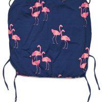 Petite Cherie Barnevognsgardin Flamingo, Blå