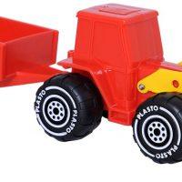Plasto Traktor Frontlaster og Tilhenger