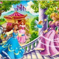 Platepusle Maxi Prinsesser 24 Biter