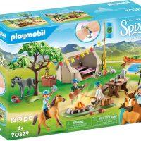 Playmobil 70329 Frontier Fillies Camp